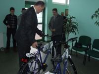 przekazanie rowerów